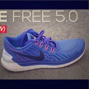 🏖Nike Free 5.0 Run Shoe